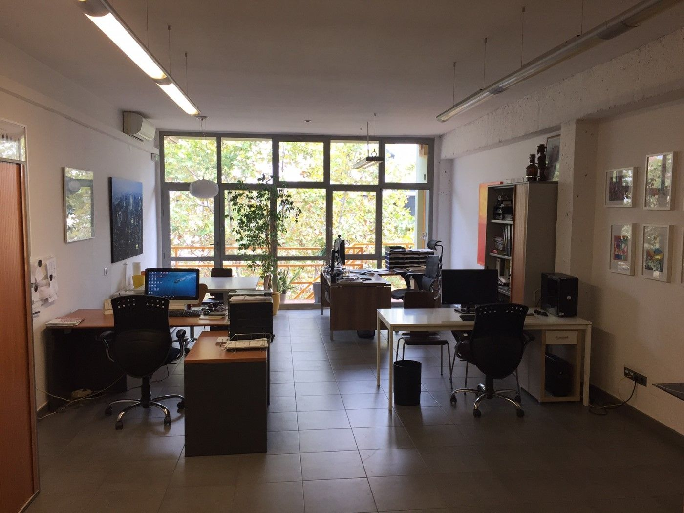 Oficina en Carrer llull, 70. Office creative space in 22@ district near beach