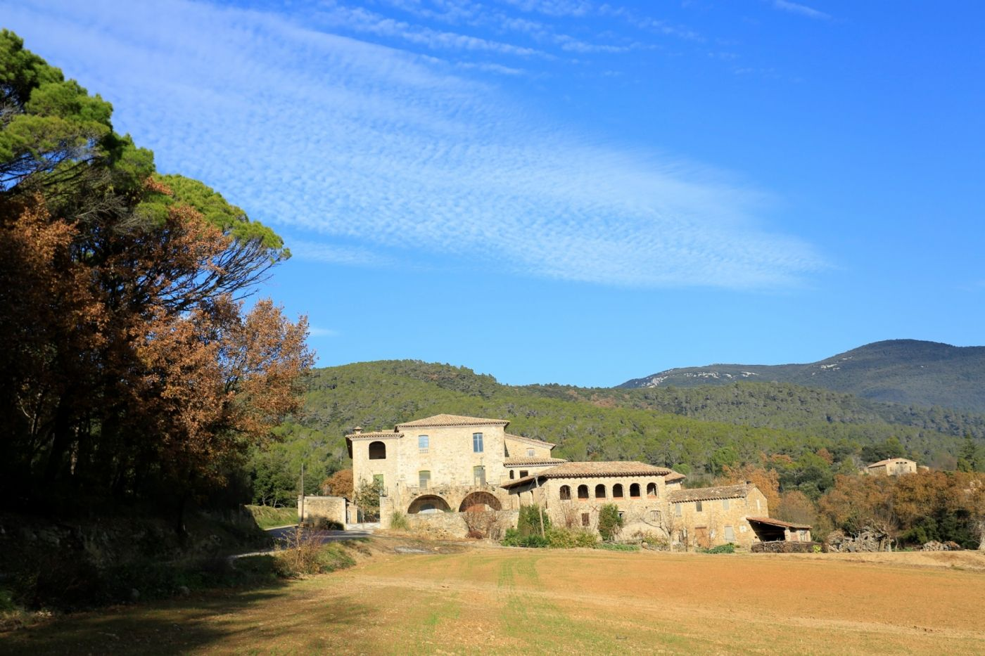 Country house in Afueras, s/n. Casa pairal y masoveria