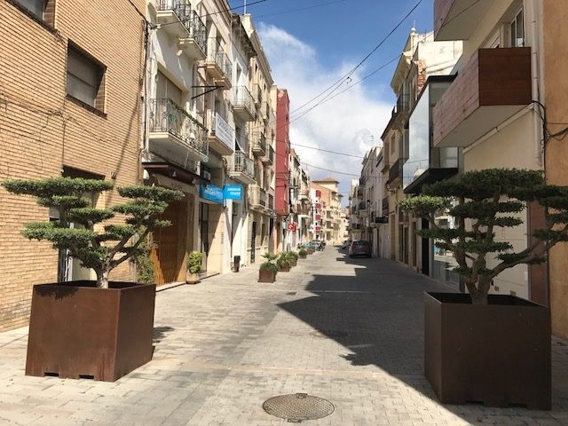 Rent Business premise in Carrer major, 32. Local comercial situado en pleno centro de amposta