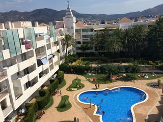 Ático en Carrer port joan, 20. Atico penthouse with  sea and swimming pool view