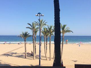 Piso Avenida Vicente Llorca Alos, 13. Primera linea playa de poniente-la cala benidorm