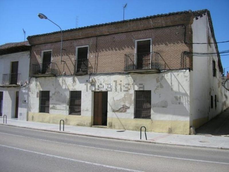 Planta baja en Calle santisimo cristo, 6. Casa de pueblo (Rueda, Valladolid)