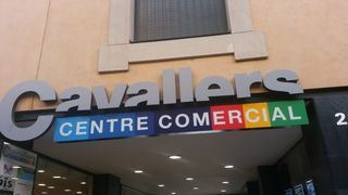 Parking coche en Carrer cavallers, 28. Unica!!! plaza parking centro iglesia.