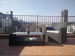 Attique Plaça Reial, 4. Penthouse sur la place réelle tout inclus.