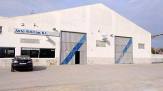 Fabrikhalle in Carretera benetuser, 37. Nave ideal para inversores