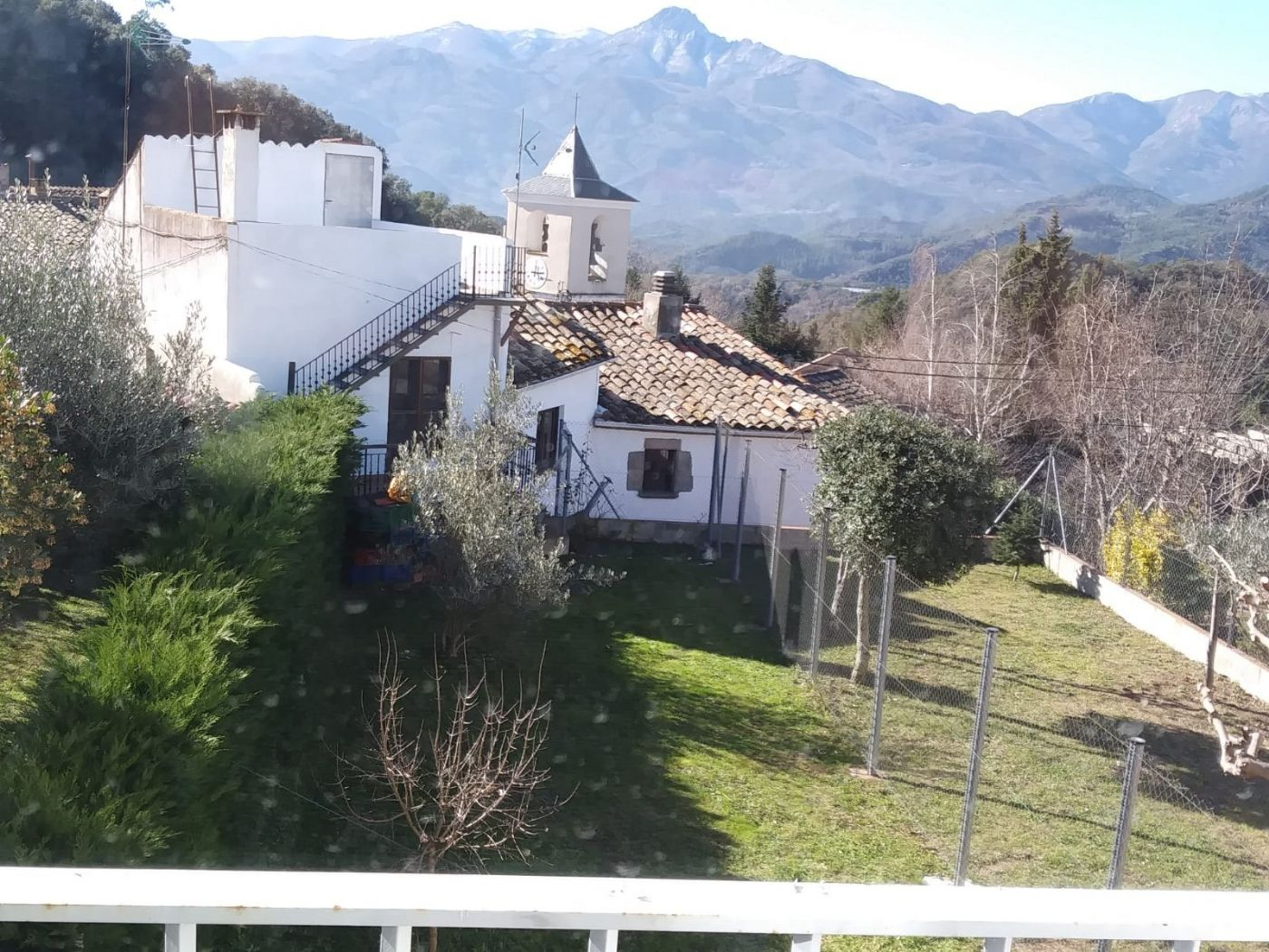 Semi detached house in Carrer mossen pere ribot, 8. Magnificas vistas a las alturas del montseny