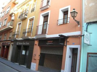 Rent Business premise in Calle pare pere, 8. Alquilo local en el centro de denia