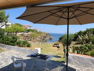 Location Pavillon à Carrer caials, 10. Casa singular en la playa solitaria cadaques