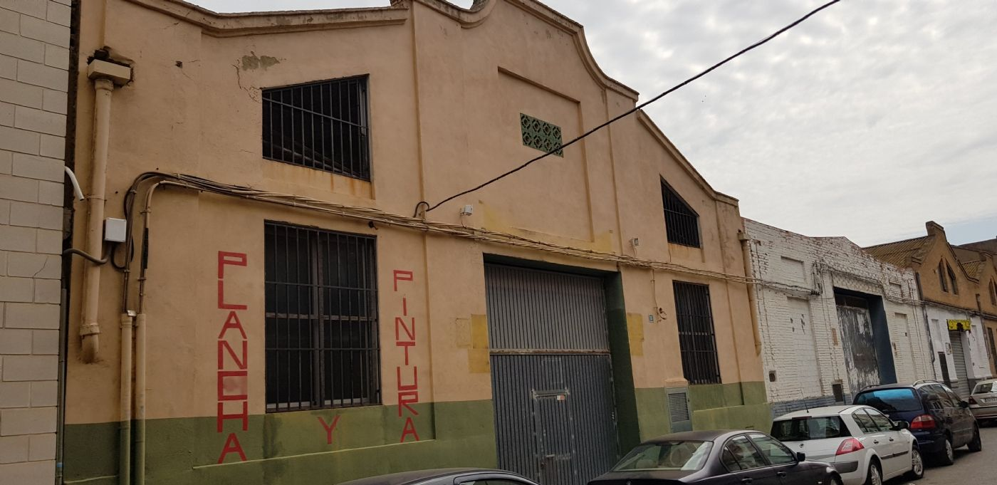 Rent Industrial building in Calle l´horta, 16. Nave industrial polígono comercial alfafar