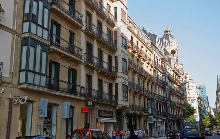 Ático en alquiler en Donostia - San Sebastián, Áre