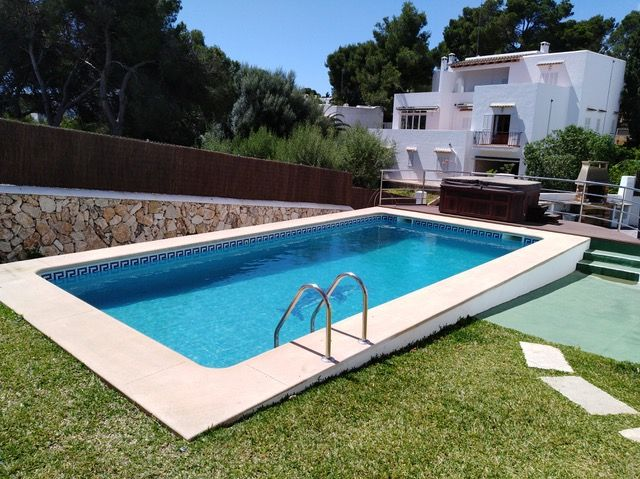 Alquiler Torre en Carrer barcelo, d, 1. Reduced! beach & town centre 4 bed private pool