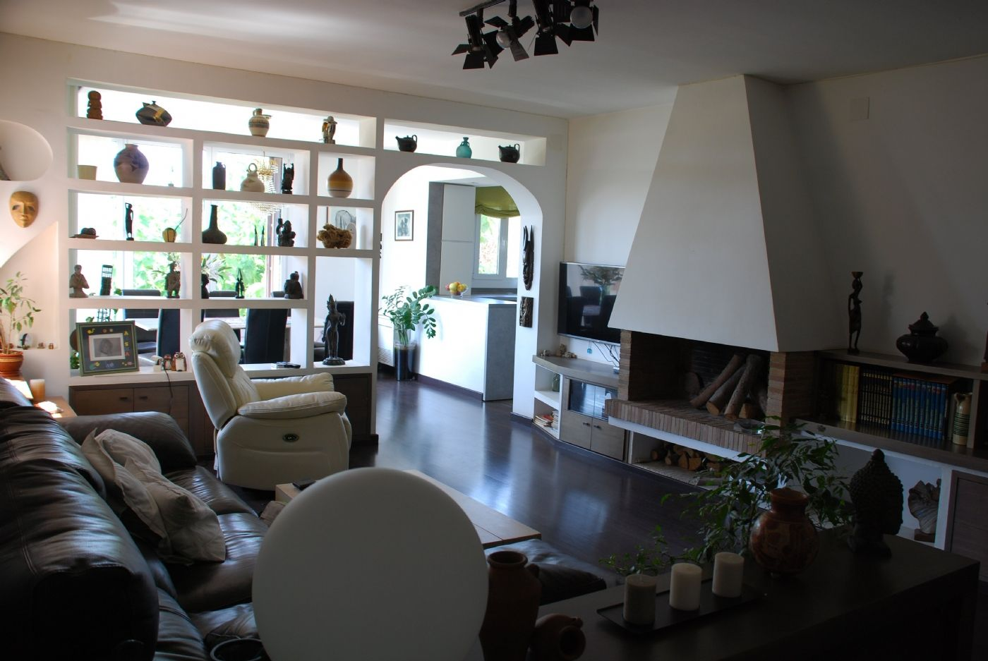 Apartment in Carrer bosc d. Apartamento planta superior colonia guell