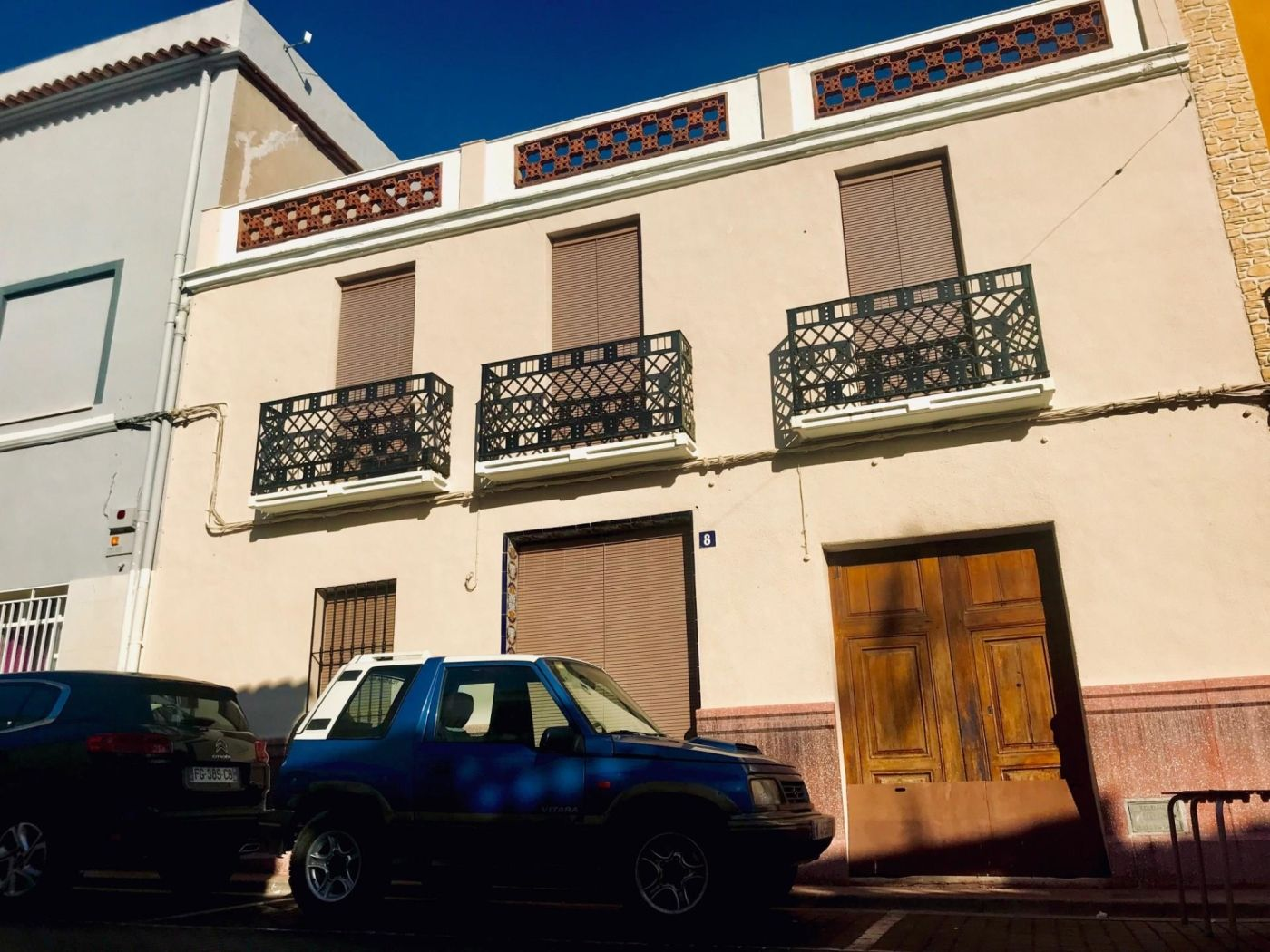 Semi detached house in Calle pont, 8. Adsubia / calle pont