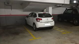 Rent Car parking in Carrer lluis companys, 30. El torrent ballester - can palmer – can batllori /