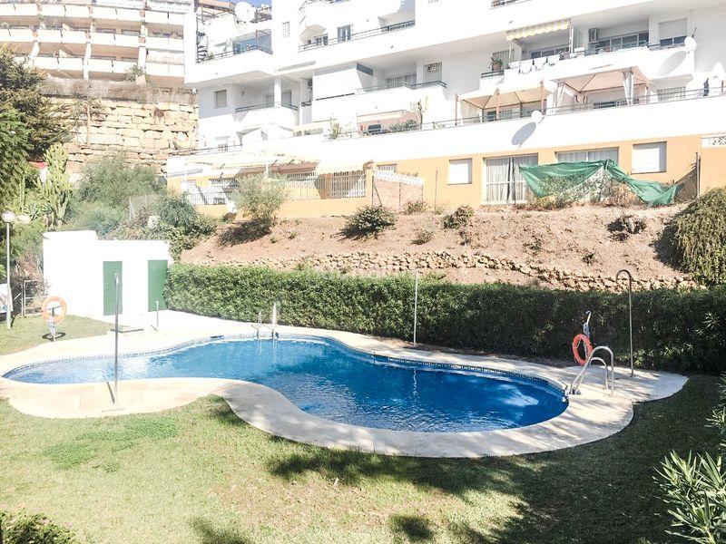 Alquiler Piso en Calle severiano ballesteros, 10. Piso muy luminoso (Mijas, Málaga)