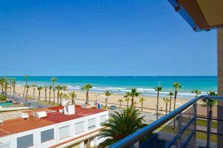 Piso en alquiler en Peñíscola, Playa Norte. Playa