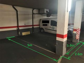 Location Parking voiture à Carrer de gènova, 23. El guinardó / carrer de gènova