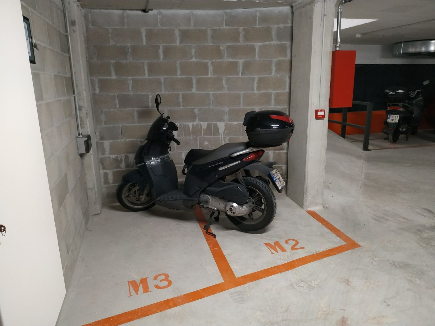 Affitto Posto auto in Arcadi balaguer, 54. Parking moto grande