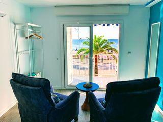 Etagenwohnung Passeig Camprodon I Arrieta, 4. Wohnung 1. linie meer. 4 pax. lic. tourist