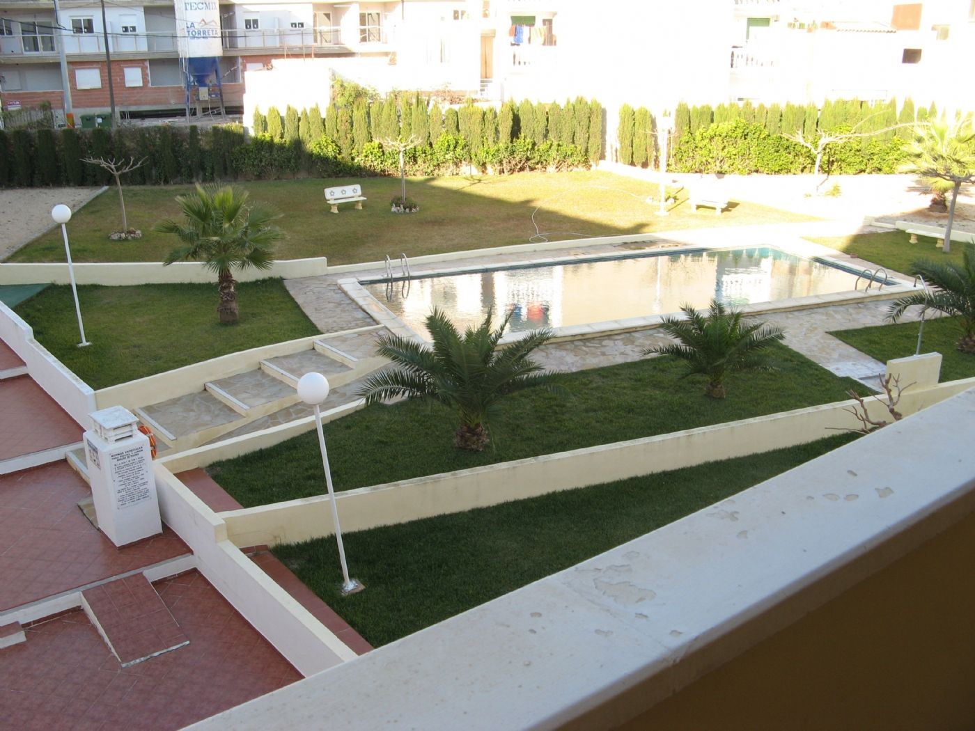 Miete Appartement in Avenida valencia, 3. Con piscina y cerca de la playa!