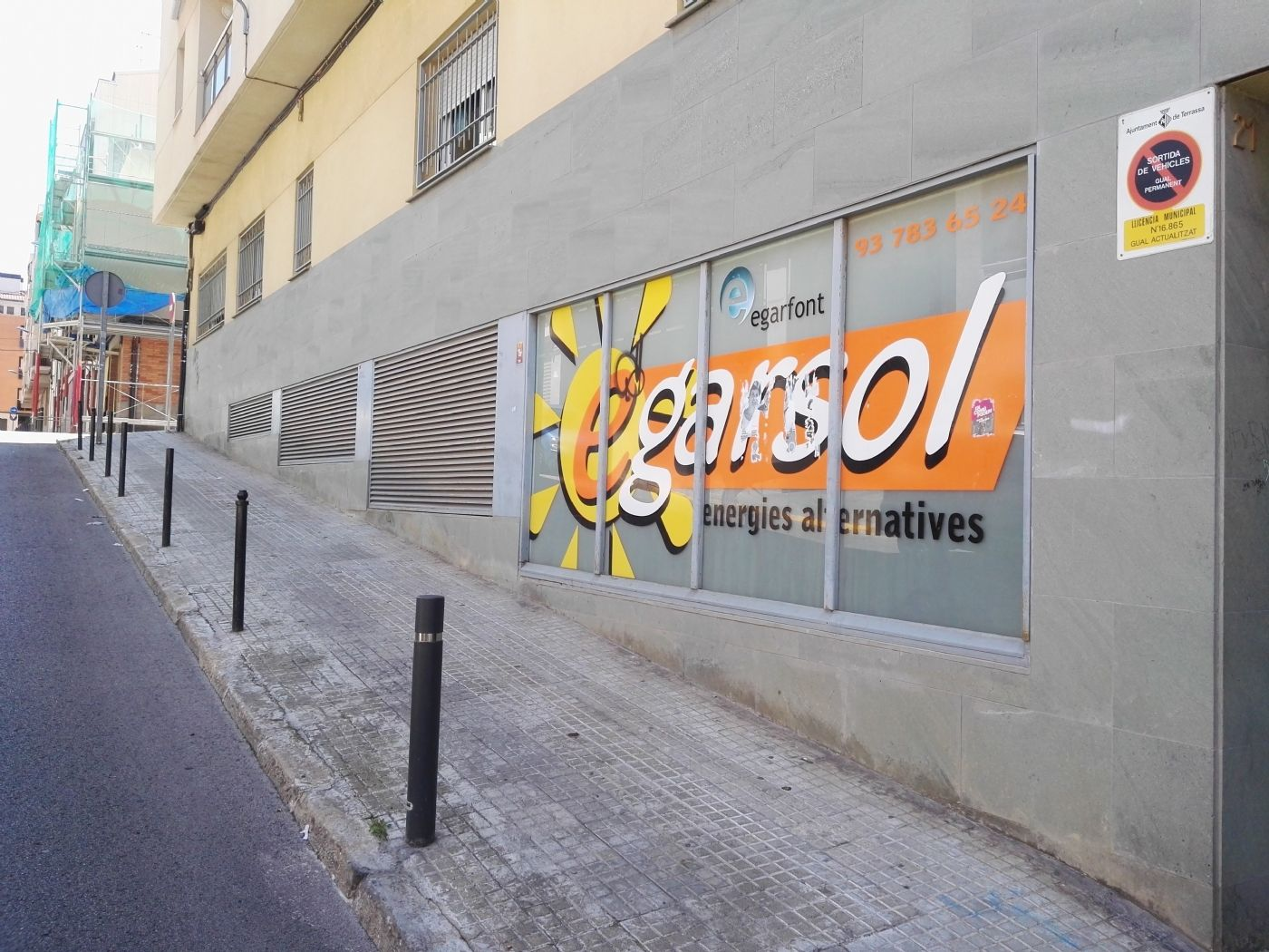 Oficina en Carrer duquessa de la victoria, 2. Local ideal pequeña empresa