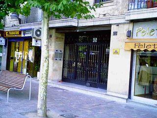 Apartamento en alquiler en Salamanca, Universidad