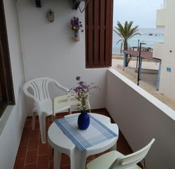 Appartement in Carrer cartagena, sn. Apartamento con vistas al mar en paseo des pujols.