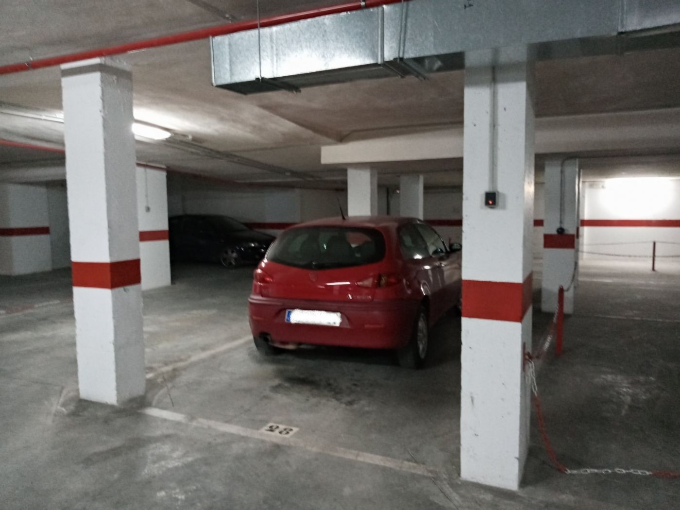 Parking voiture à Calle dean don antonio sala, 9. Plaza de garaje en sant joan alicante