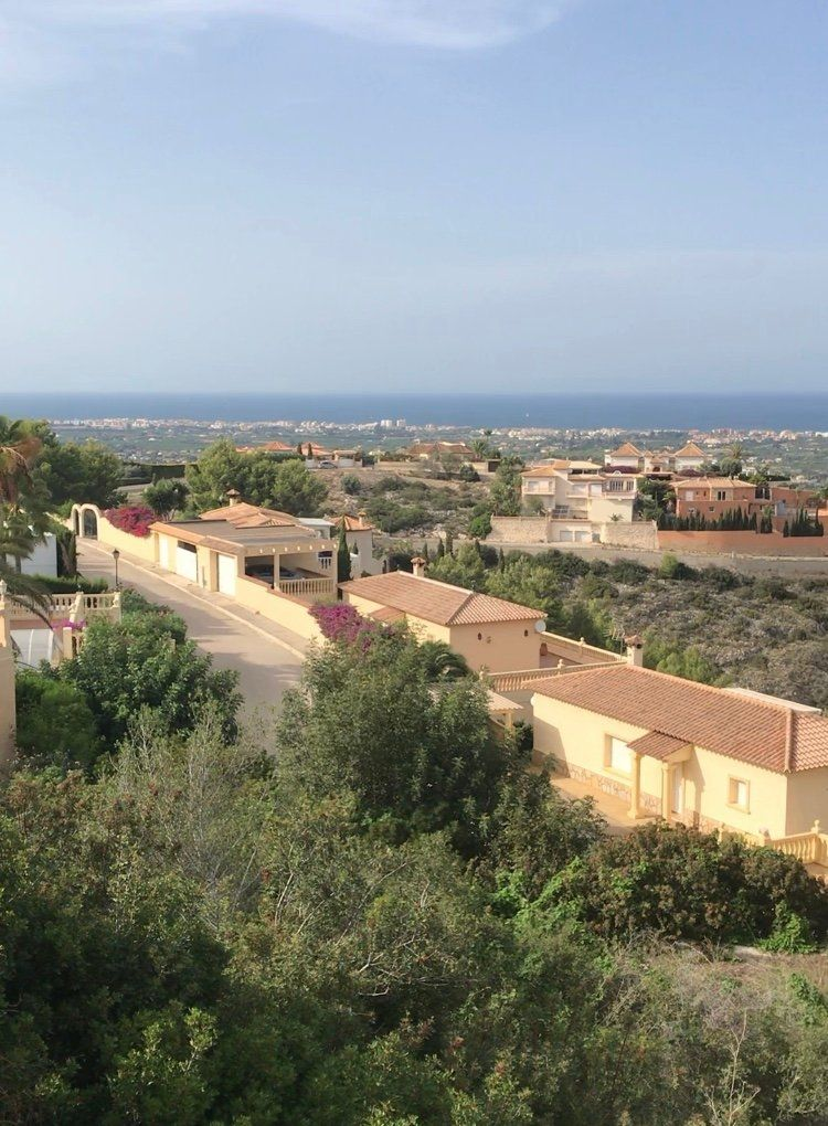 Terreny residencial en Calle maia, 208. Large plot with a beautiful view on ´marquesa vl´