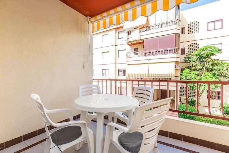 Alquiler Piso en Avenida esmeralda (urb riviera del sol), sn. Piso a pie de playa (Mijas, Málaga)