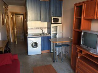 Estudio en alquiler en Ciudad Real, El Perchel. Se