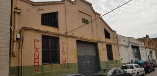 Fabrikhalle in Calle l´horta, 16. Nave industrial polígono comercial alfafar