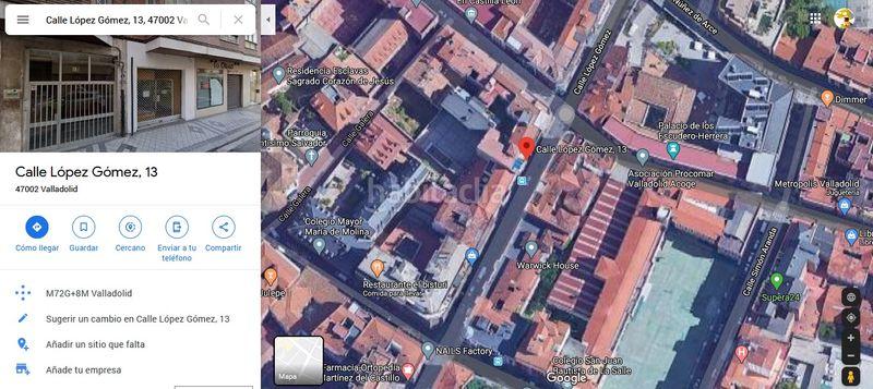 Piso en Calle lopez gomez, 13. Dúplex en venta en calle lópez gómez, 13 (Valladolid, Valladolid)