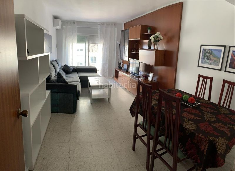 Alquiler Piso en Avenida juan sebastián elcano,. Pedregalejo - el palo. amueblado 3 dormitorios (Málaga, Málaga)