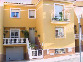 Casa adosada en venta en Baza. Baza   calle pintor