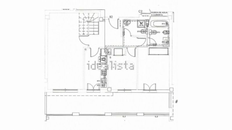 Ático en Calle valdepeñas, 2. Atico con 2 garajes y trastero (Rincón de la Victoria, Málaga)