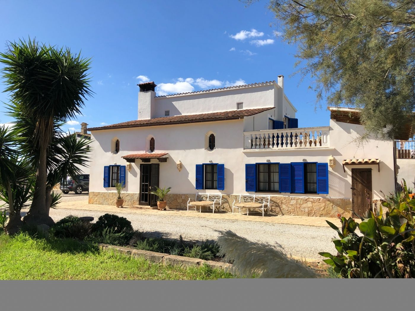 Country house in Lloc diseminats 1 pol 1, 20. Finca 21600 mt