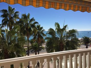 Rent Apartment in Calle torrecaiguda, 7. 20 meters from the beach ¡¡¡¡¡