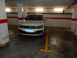 Rent Car parking in Sorolla, 3. Plaza de garaje  amplia, comoda y de facil acceso