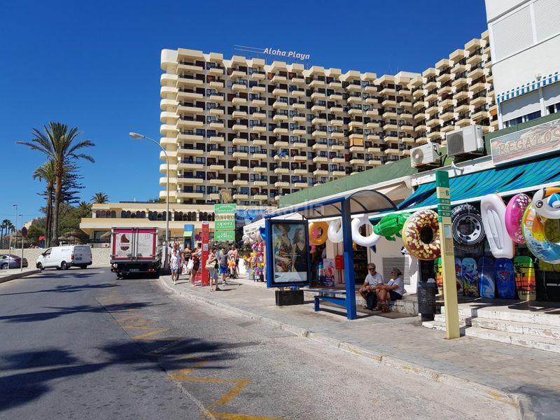 Alquiler Estudio en Calle torrealmadena, 1. Torrequebrada / calle torrealmadena (aloha playa ) (Benalmádena, Málaga)