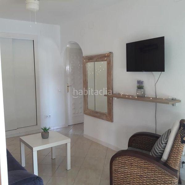 Apartamento en Calle san fermin, 3. Apartamento 1 dormitorio, terraza vistas al mar (Benalmádena, Málaga)