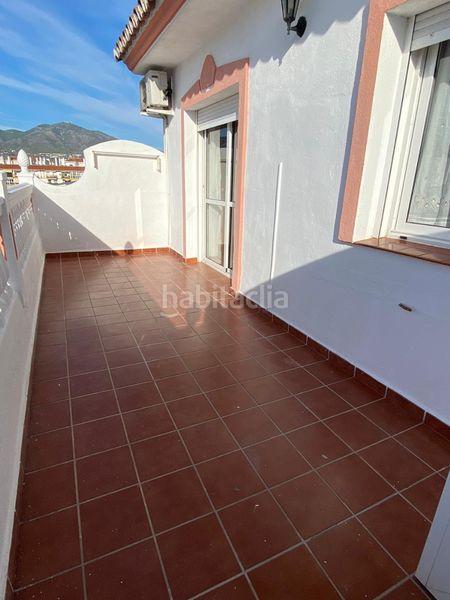 Alquiler Piso en Calle san mateo, 1. Alquiler de ático en calle san mateo (Mijas, Málaga)