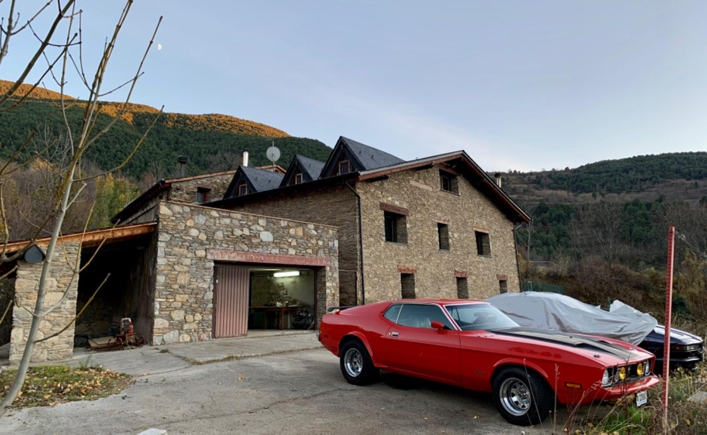 House in Arcavell, s/n. Les valls de valira / arcavell