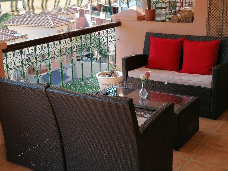 Alquiler Piso en Calle las dalias, 12. Carvajal / calle las dalias (Fuengirola, Málaga)