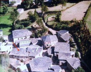 Casa en venta en Folgoso do Courel. Casa de pueblo