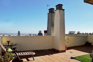 Ático en alquiler en Málaga, El Cónsul - Ciudad Un