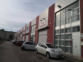 Rent Industrial building in Carrer ancora, 33. Nave industrial corporativa