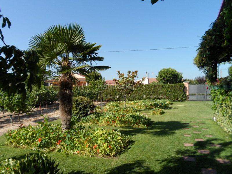 Piso en Calle albillo, 11. Entorno natural - parcela 1224 m2. urbano (Simancas, Valladolid)