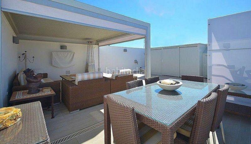 Alquiler Piso en Av. del mar mediterr�neo, 10. Ático en alquiler en marbella. (Marbella, Málaga)