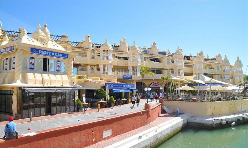 Piso en Calle de la dársena, s/n. Puerto marina / calle de la dársena (Benalmádena, Málaga)